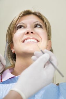 Bleaching / Aufhellung der Zähne