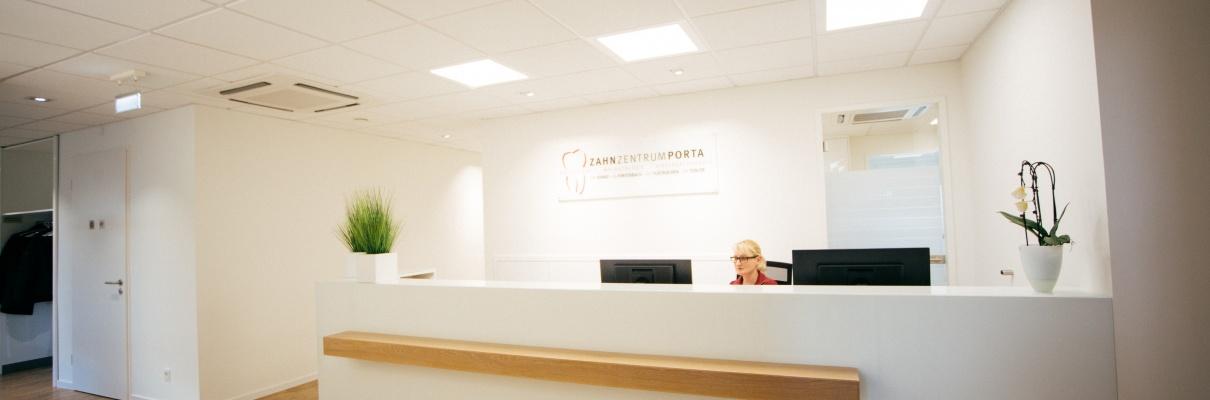 Zahnzentrum Porta - Zahnarzt & Kieferorthopädie in Porta Westfalica